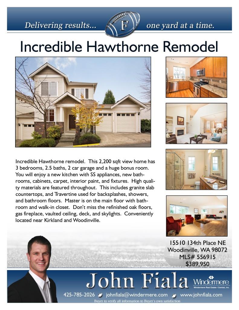 15510 134th Place NE Woodinville, WA 98072