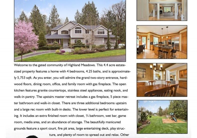 Duvall home for sale.