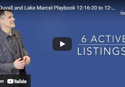 John Fiala Windermere Duvall and Lake Marcel Real Estate Playbook